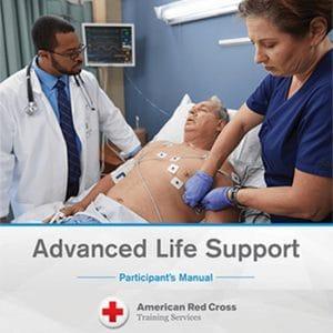 Red Cross ALS class